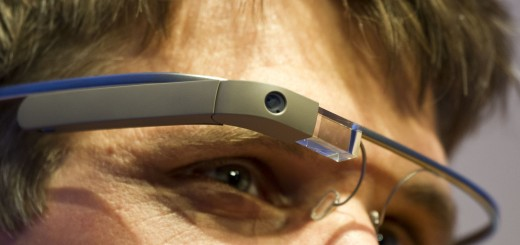 GERMANY-DIGITAL-INDUSTRY-NEXT-GOOGLE GLASS