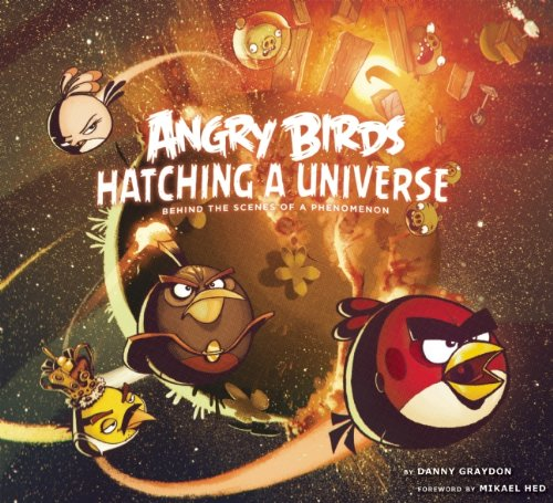 61k2DDrS7uL Big, slightly irrational Angry Birds fan? Rovio has just the $32.55 coffee table book for you