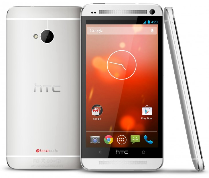 HTC One 3V transparent v2 730x623 - HTC One Google Edition ROM'u �ndirin...