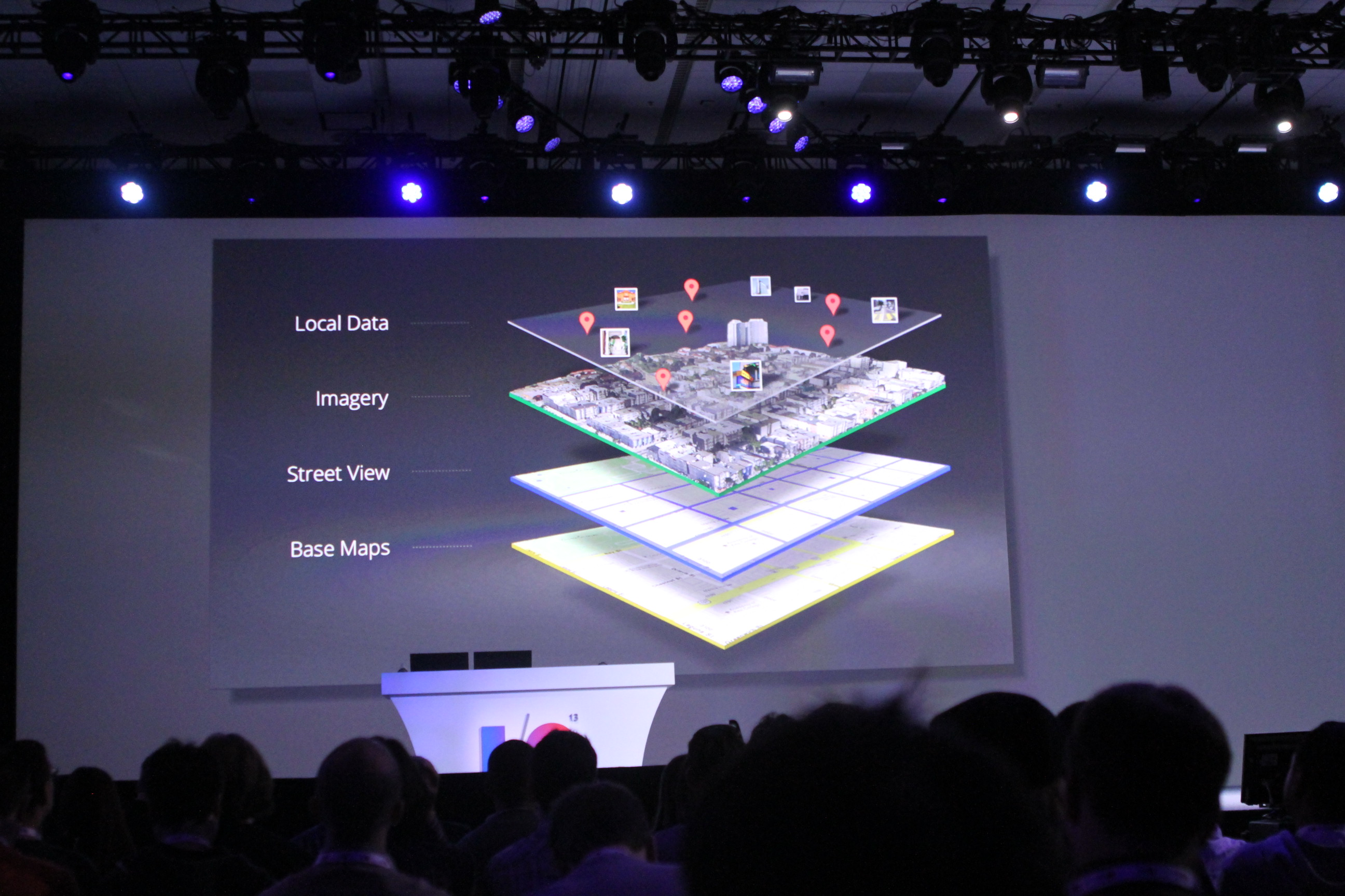 Google Launches Maps Engine Pro For The Enterprise - Google map user location
