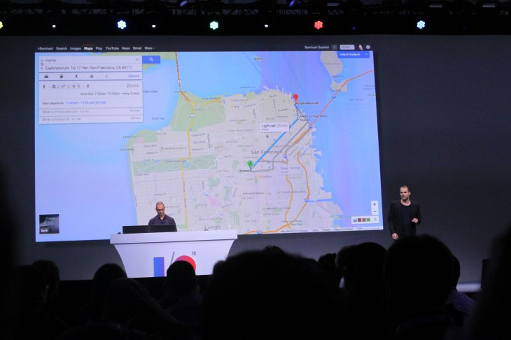 IMG 0310 1 730x486 Google unveils new Google Maps for desktop with unified imagery, new interface, live 3D and more