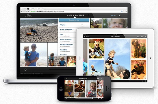 Linea 1 Linea scores $4 million to give people yet another way to tell stories through photos
