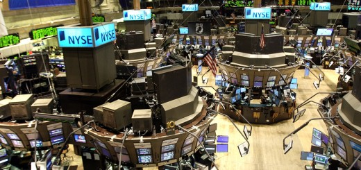 U.S. Stock Market Closes Up On Last Day Of 2008