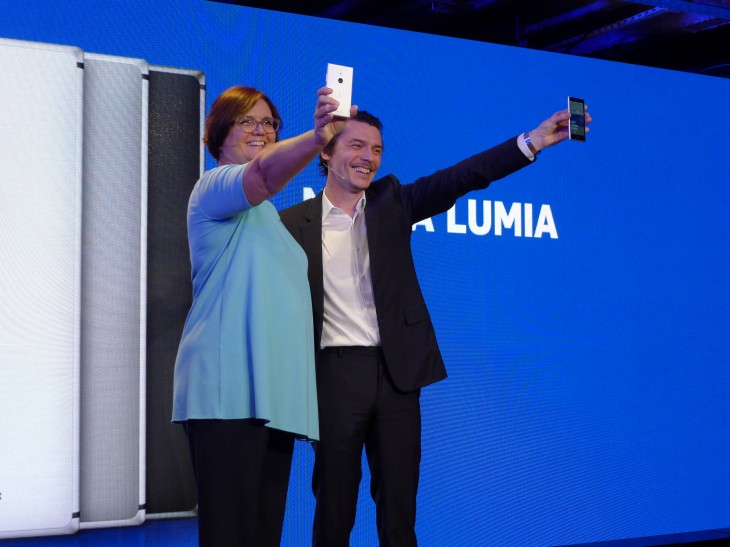 P1030871 730x547 Nokia unveils the Lumia 925, its new flagship Windows Phone 8 smartphone to combat Apple and Samsung
