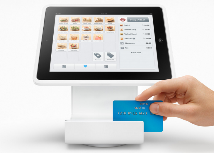 Screen Shot 2013 05 14 at 11.06.14 AM 730x522 After $15B in payments, Square debuts Square Stand hardware to select US retailers for $299