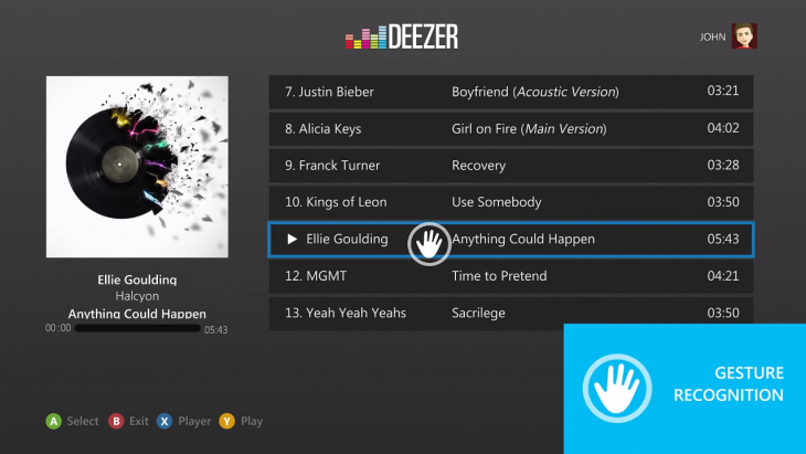 Screen Shot 2013 05 21 at 09.30.33 730x411 Deezer launches Xbox 360 app for its on demand music streaming service to combat Xbox Music