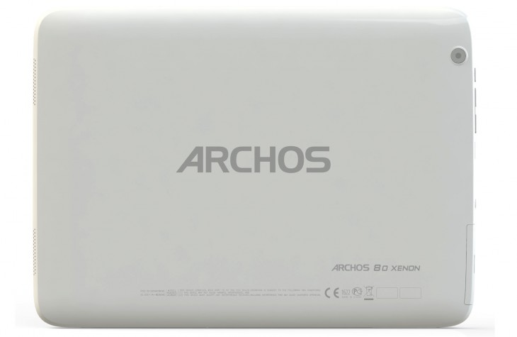 archos1 730x475 Budget Archos 80 Xenon tablet surfaces with an 8 IPS display and stock Android out of the box