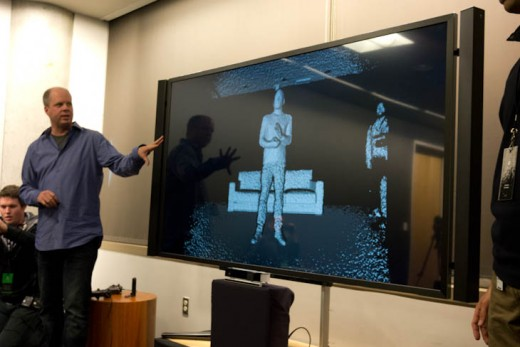 ces 1 2 520x347 The new Xbox One Kinect tracks your heart rate, happiness, hands and hollers