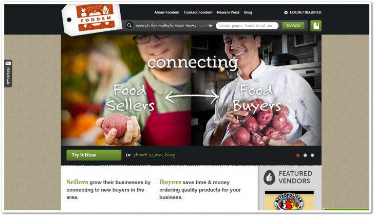 foodem 730x420 Foodem closes a $600,000 seed round for its online food marketplace for wholesalers