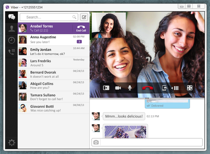 video with list Viber hits 200m users, rivals Skype with video calling in new Mac and Windows desktop apps