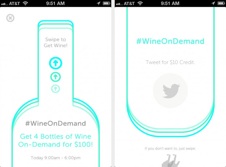 wunwun 730x539 Gary Vaynerchuk teams up with WunWun to deliver wine on demand in NYC for one day only