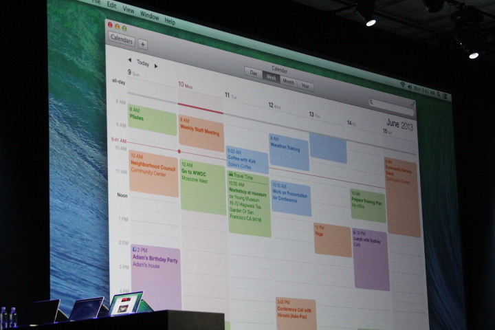 0060 Apple unveils OS X Mavericks, with Finder Tabs, multiple display menus, notifications, iBooks support