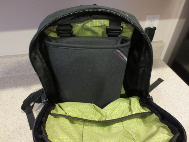 IMG 0133 730x547 Tom Bihns Synapse 25 is the best (and maybe last) backpack you will ever buy