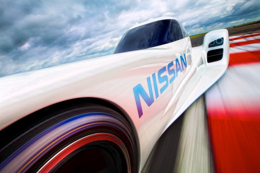 Nissan ZEOD RC 15 520x346 Nissan readies 300KM/h electric hybrid called the ZEOD RC for Le Mans 24 hour race next year