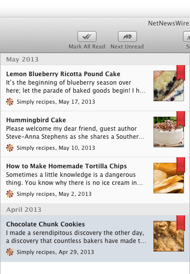 bookmarkScreen Just in time for Google Readers demise, beloved RSS reader NetNewsWire launches open beta