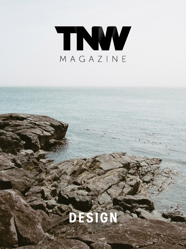 cover 730x973 Download the new issue of The Next Web Magazine: DESIGN
