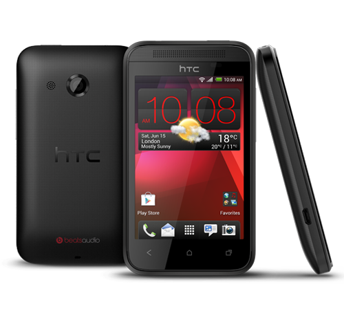 htc desire 200 black en slide 01 HTC unveils new Butterfly S and Desire 200 smartphones at launch in Taiwan