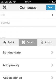 j 220x330 Boxer: Mailbox rival Taskbox rebrands and redesigns its email client and to do list app, now supports Outlook