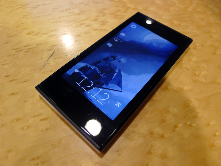 jolla2 Hands on with Jollas first smartphone running Sailfish OS