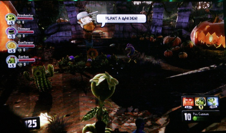 plantsvszombies2 EA announces Plants vs. Zombies: Garden Warfare, a third person action game coming first to Xbox One