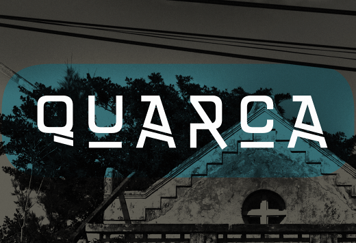 quarca The 24 most beautiful typefaces released last month