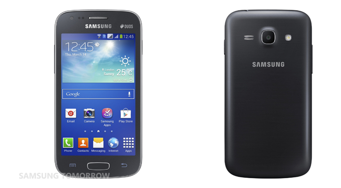samsungs31 Samsung announces the Galaxy Ace 3; LTE, Android 4.2, 4 inch screen, 1 GHz dual core processor