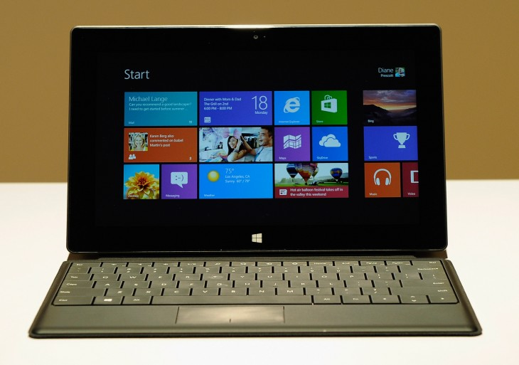 146529776 730x513 Windows RT, the sinking ship: Why Surface RT and Microsofts watered down Windows 8 platform is failing