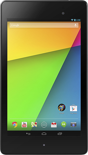 1484847cv1a Google unveils thinner, lighter Nexus 7 successor with 1080p display and 5MP camera, starting at $229.99