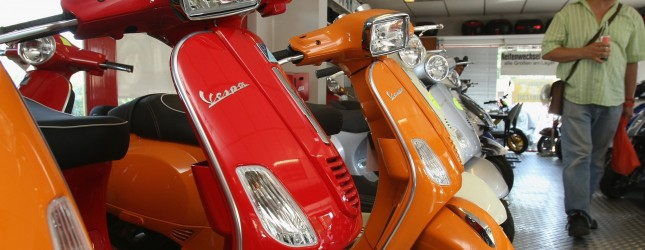 Moped Sales Boosts By High Gas Prices