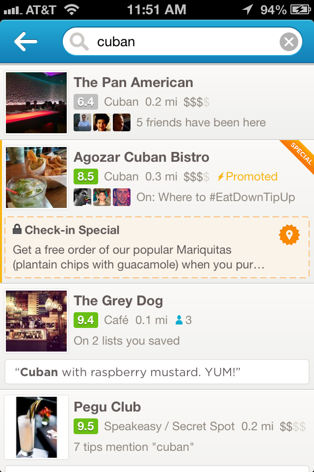 Ads Explore Agozar 1 Foursquare announces self serve ads product, rolls it out to a few thousand businesses