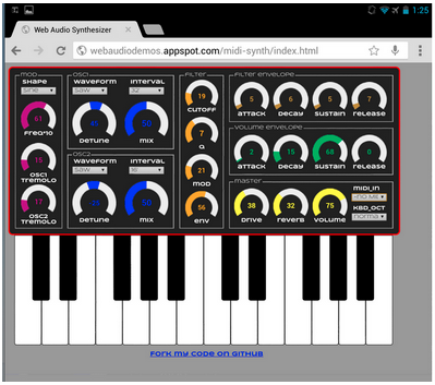 Screen Shot 2013 07 10 at 6.02.25 PM Chrome 29 for Android is out: WebRTC and Web Audio support, improved scrolling, and new color picker for Web forms