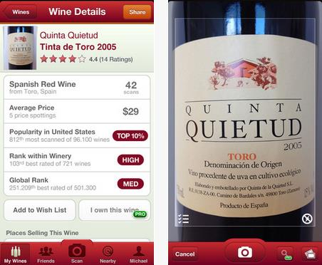 Vve Bottoms up! Vivino uncorks $10.3m in follow on funding to grow its wine scanner app globally