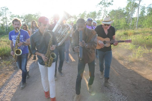 jon batiste and stay human band 520x346 Entrepreneurs gather in Eden for the first Summit Outside