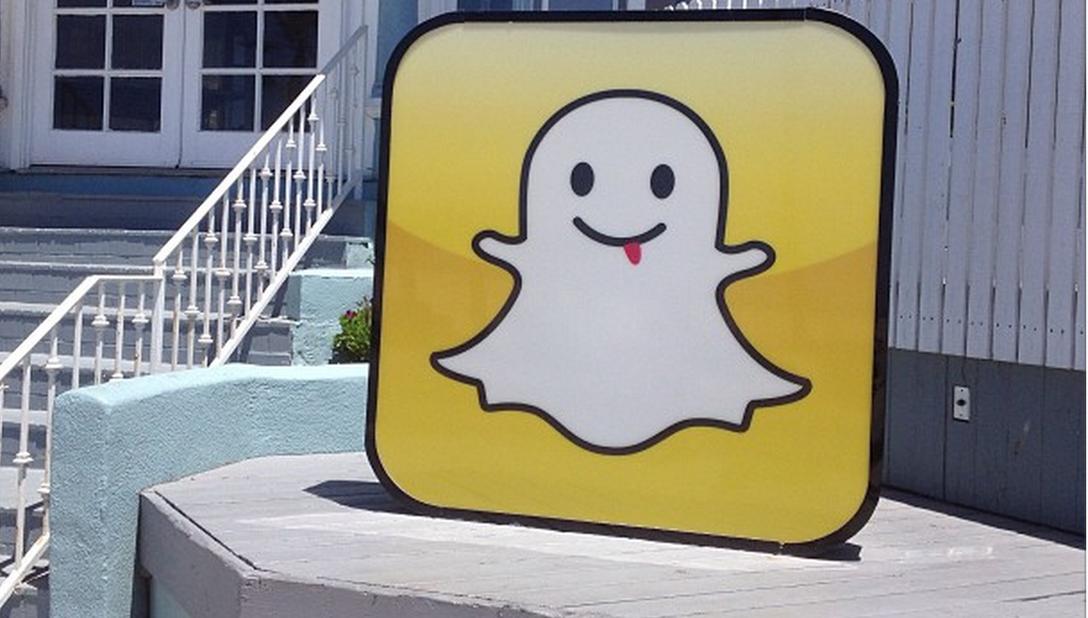 Snapchat apologizes for increase in spam, recommends you only let your friends send you snaps
