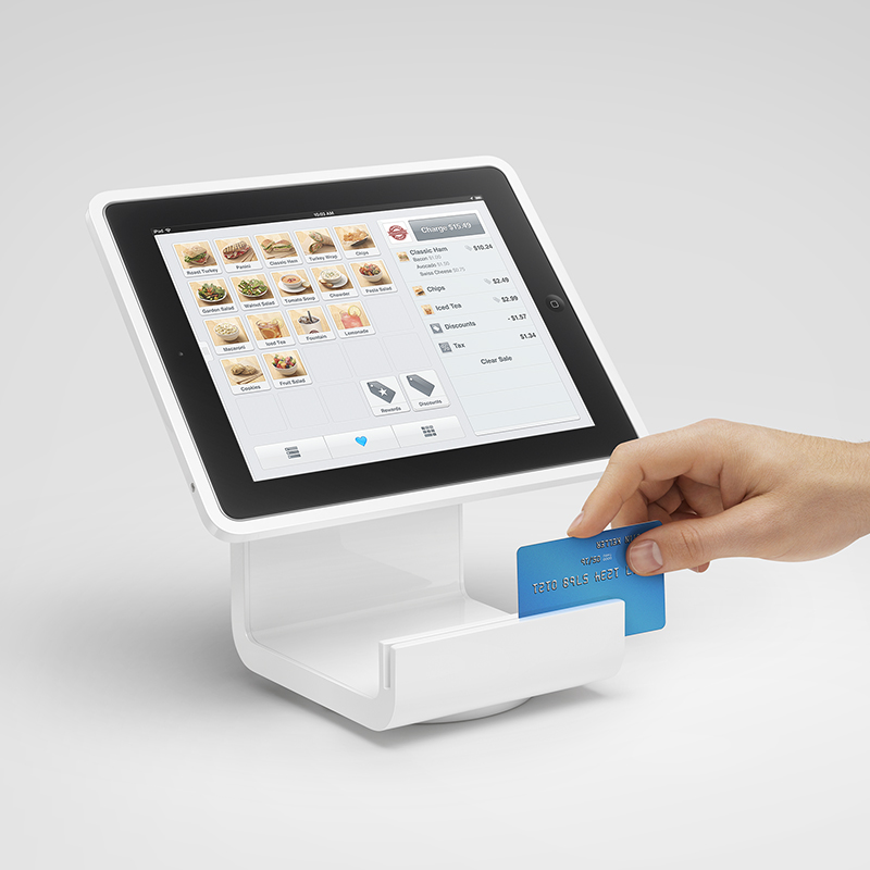Square Reportedly To Sell Pad Based Stand Hardware In