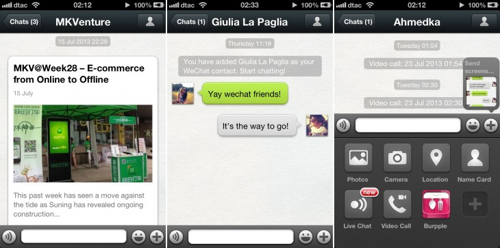wechat img 730x363 WeChat took Facebooks mantle in China and now its going global