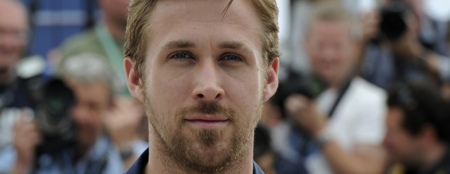 Canadian actor Ryan Gosling poses during