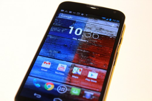 IMG 30731 520x346 Google, the freaky line and why Moto X is a game changer