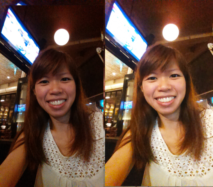 Kaylene 1 730x643 I tried 5 photo apps to help you look more beautiful online. Are they better than plastic surgery?