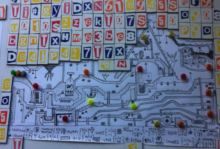 New Fog of War 730x496 Forget the iPad, this dad created a board game that took his son 4 hours to complete
