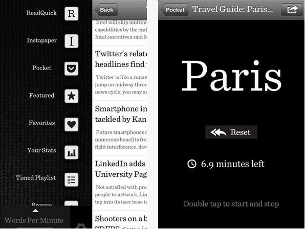 RQ ReadQuick now lets you speed read articles on your iPhone