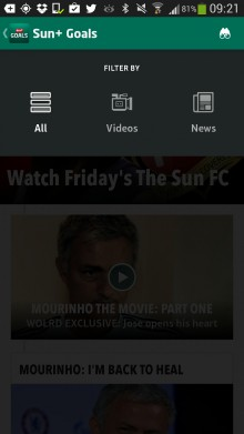 As the English Premier League season prepares for kick off, heres what to expect from the Suns mobile highlights app