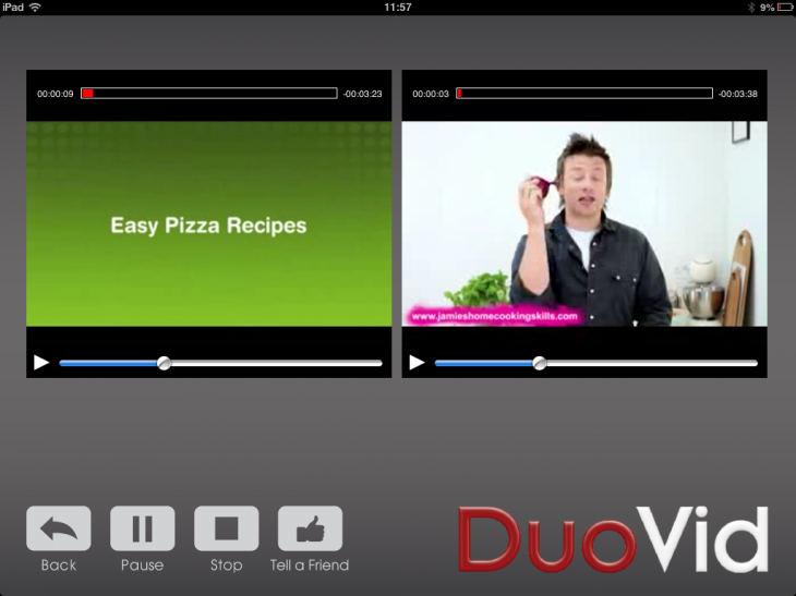 b5 730x547 DuoVid for iOS lets you play two videos side by side from your library or YouTube