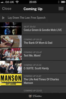 d3 220x330 The Huffington Posts HuffPost Live streaming service arrives for iPhone