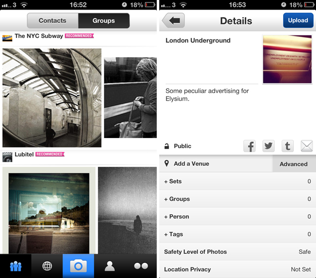 flickr The iPhoneographers toolkit: 9 essential iOS apps for shooting, editing and sharing