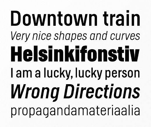 helsinki 28 of the most beautiful typefaces released last month