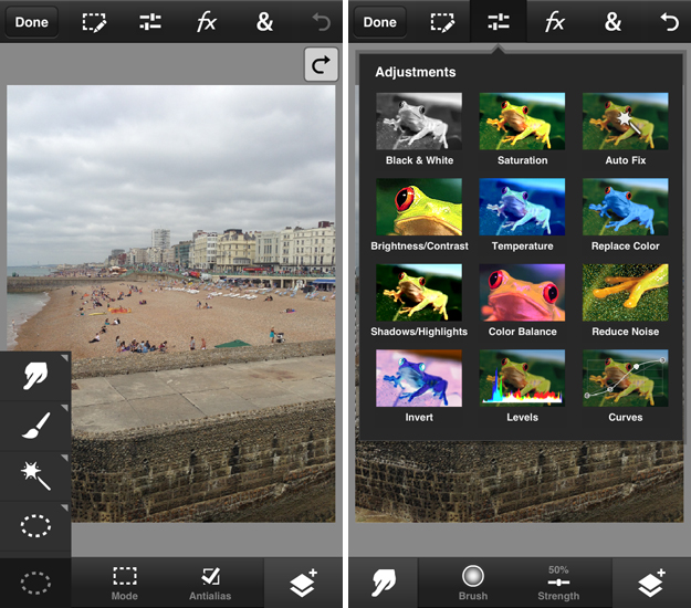 photoshop2 The iPhoneographers toolkit: 9 essential iOS apps for shooting, editing and sharing