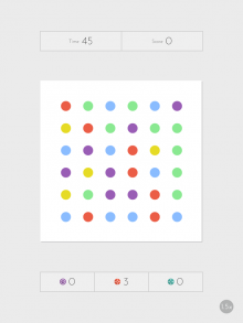 unnamed2 220x293 Dots: The ridiculously addictive puzzle game hits Android with a new non time sensitive mode