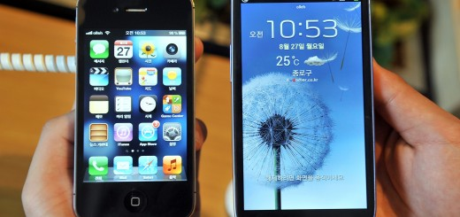 150815100 520x245 IDC: Android and iOS accounted for 95.7% of global smartphone shipments in Q4 2013, and 93.8% for the year