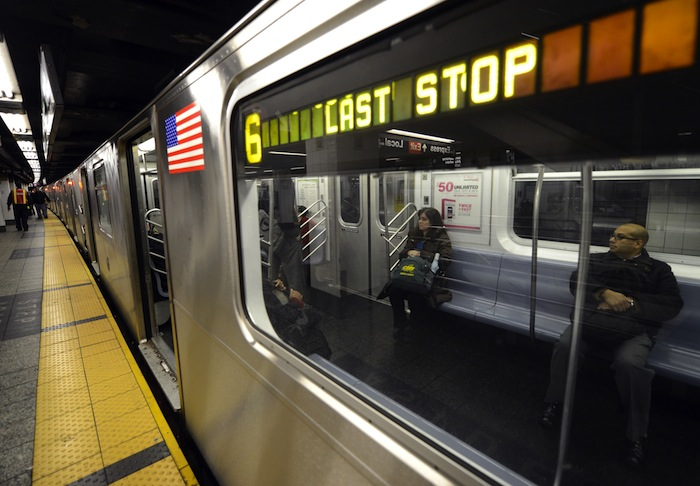 155101829 New York City subway trains may finally get Wi Fi and cellphone service for riders to stay connected